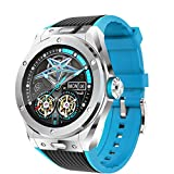 YDZ Neue Smart Watch MV58 Herren Bluetooth Call Luxury Smart Watch Herren Herzfrequenz Blutdruck...