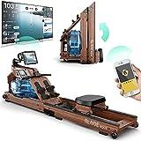 Bluefin Fitness Blade Aqua W-1 | Wasserbeständiges Rudergerät | 100% nachhaltiges amerikanisches...