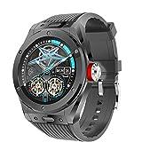 QLK Neue Männer MV58 Multifunktionale Sport Smart Watch Calorie Sleep Pedometer Monitor Bluetooth...