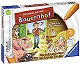 Ravensburger tiptoi Spiel 00830 Rätselspaß auf dem Bauernhof - Lernspiel ab 3 Jahren, lehrreiches...